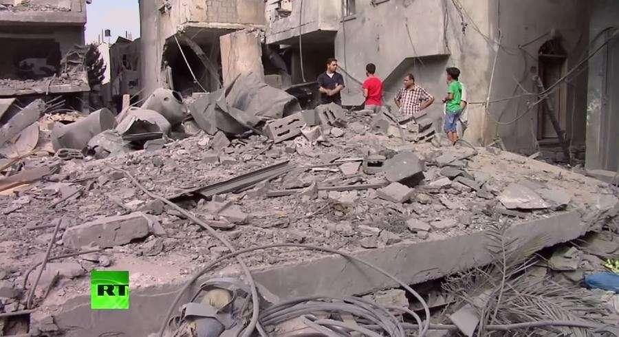 Amnesty International располагает доказательствами военных преступлений Израиля в секторе Газа