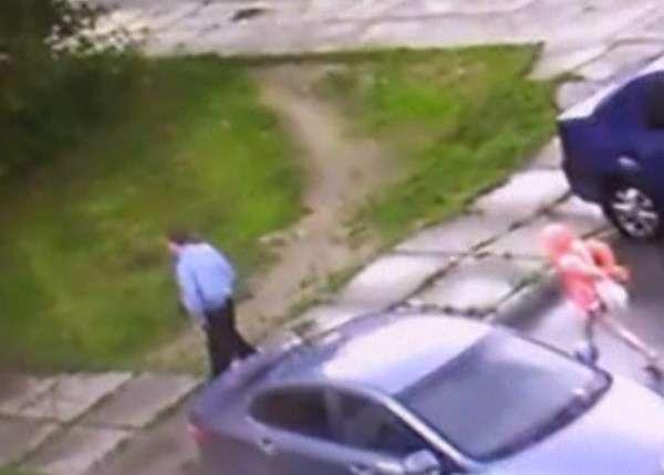Похитителя 10-летней девочки в Гатчине вычислили по камерам наблюдения