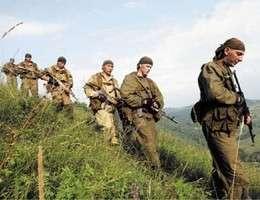 На Украине заканчивается формирование Армии освободителей Украины