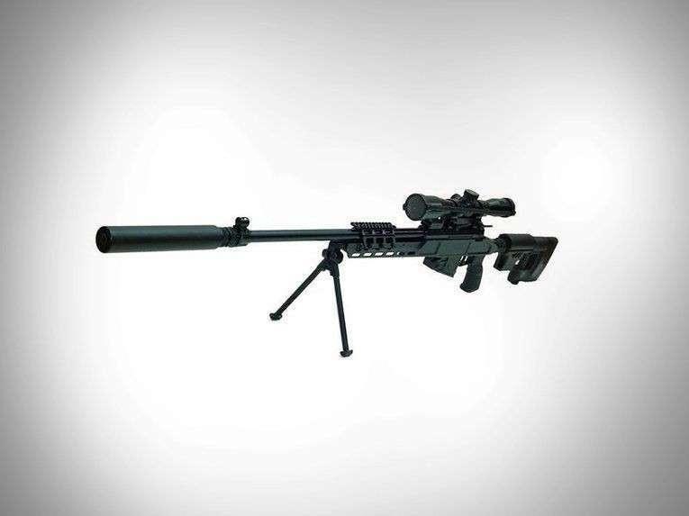 Снайперы ВДВ перевооружены на СВ-98