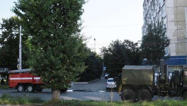 Контртеррористическая операция в Нальчике. Архивное фото