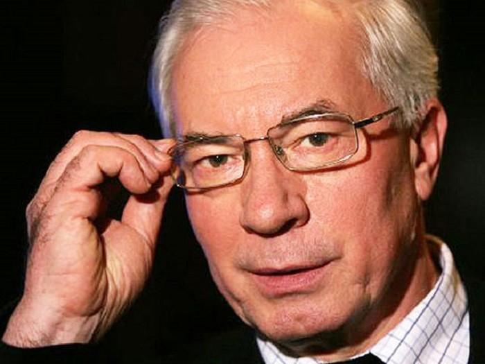 Николай Азаров обещает досрочные выборы и порядок