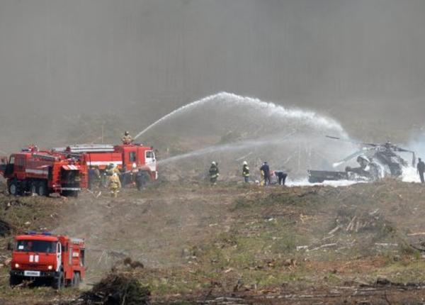 Упавший Ми-28Н стал жертвой конкурентной войны?