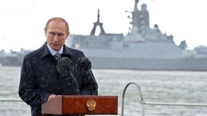 Россия и Китай намерены противодействовать американскому «повороту к Азии»