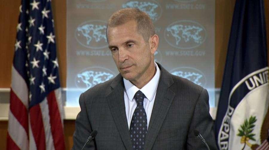 В Госдепе не смогли объяснить, на каком основании США собираются бомбить войска Асада