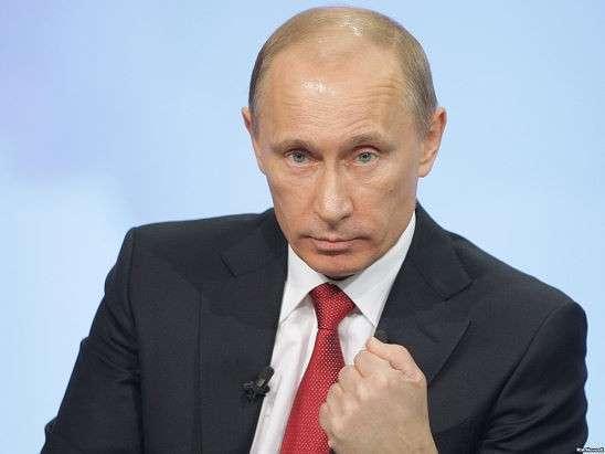 Путин: «Передайте вашему президенту, что я устрою для него и его террористов в Сирии «большой Сталинград»