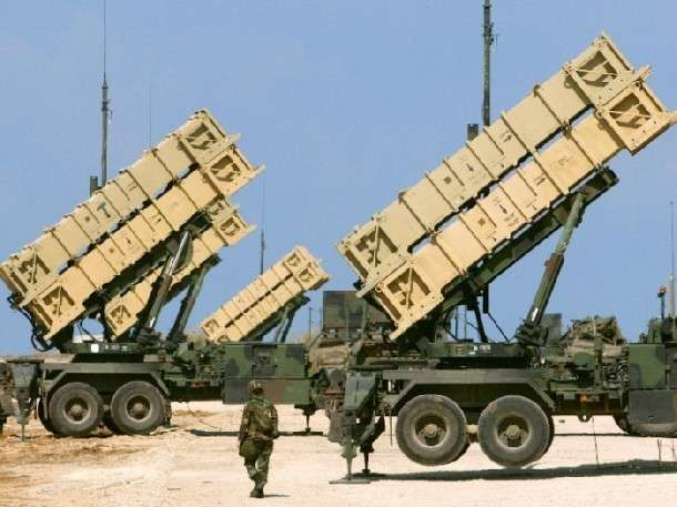Американские ракеты в Европе