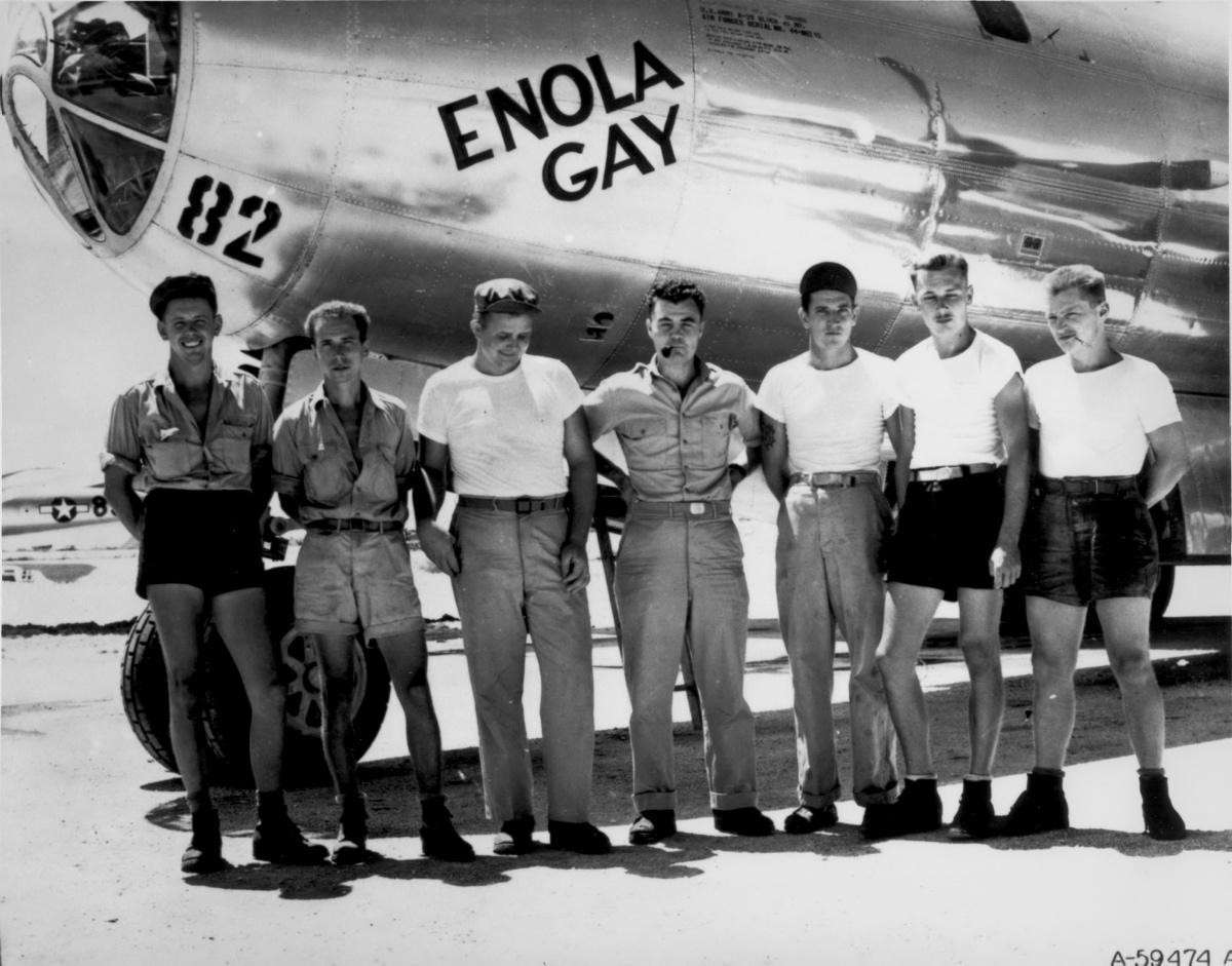 70 лет назад США уничтожили мирные города Хиросиму и Нагасаки