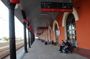 В Твери после реконструкции открылся железнодорожный вокзал