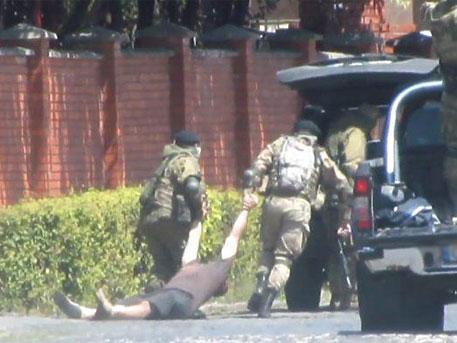 Конфликт в Мукачево был инициирован некоей третьей силой