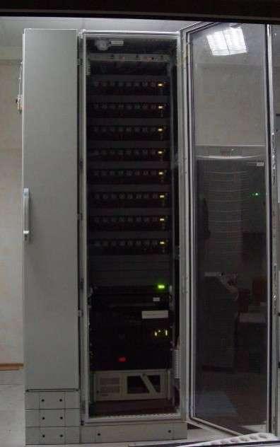 Стойка на основе вычислительных блоков Ригель, 2011 год