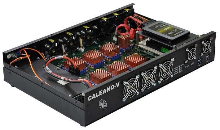 Автономный вычислительный модуль Caleano-V