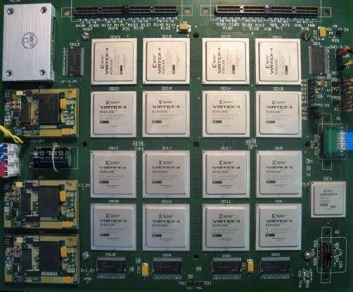 Базовый модуль 16М50 Медведь, 2006 год