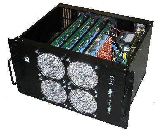 Вычислительный блок Медведь, 2006 год