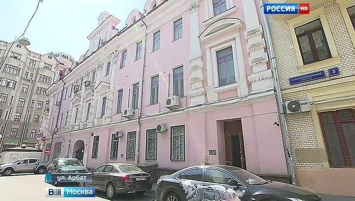 Особняк Джуны в центре Москвы МЧС и полиции пришлось брать штурмом