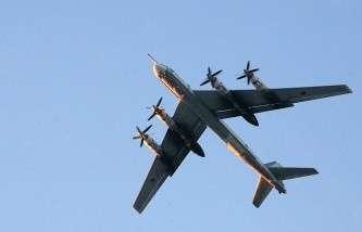 Полёты самолётов ВВС России над Тихим океаном не являются вызовом США