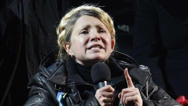 Тимошенко полностью контролируется спецслужбами США