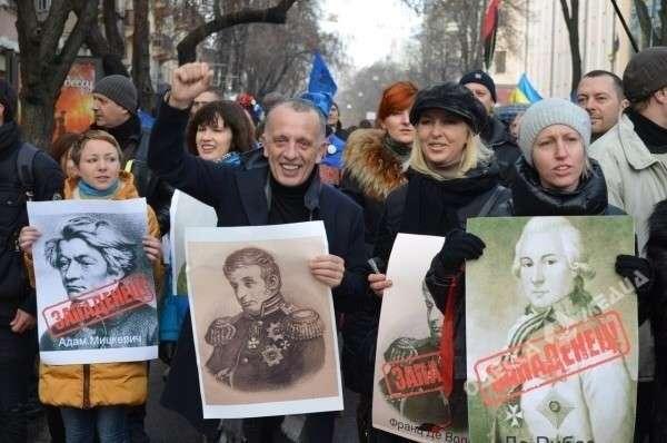 Политическая проституция на Украине растёт, крепнет и множится
