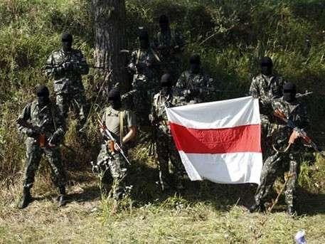 «Правый сектор» создаёт белорусское подразделение