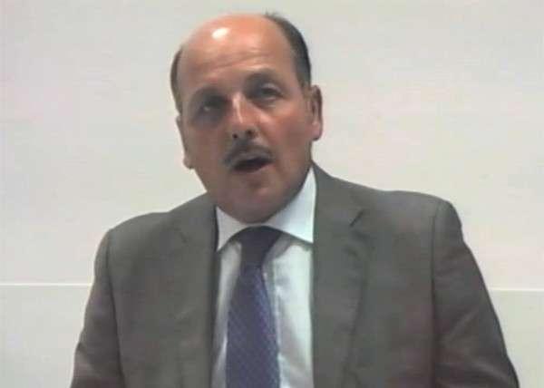 Дино Сканавино, секретарь Итальянской конфедерации сельскохозяйственных производителей Фото: РИА НОВОСТИ