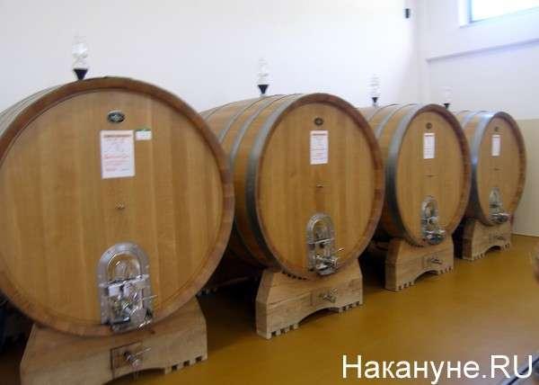 вино, бочки, Италия Фото: Накануне.RU