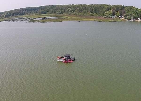 Найдены обломки самолёта, рухнувшего в Истринское водохранилище