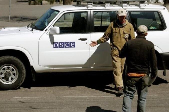 ОБСЕ - рассадник шпионов в Донбассе