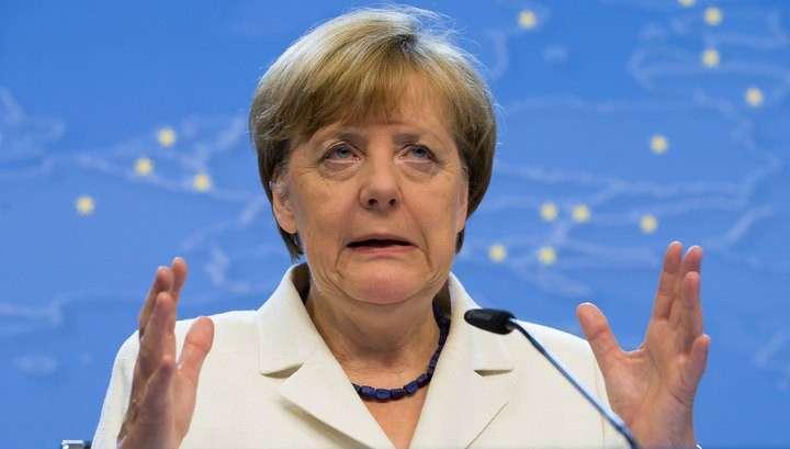 Меркель готова у четвёртому сроку, а Германия - нет