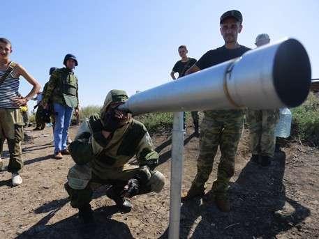 В ДНР подсчитали число погибших украинских карателей