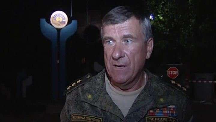 Генштаб Украины «обнаружил» в Донецке российского генерала, который находится в Астрахани