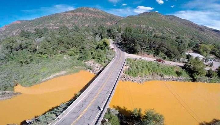 Экологическая катастрофа в Нью-Мексико: в штате введён режим ЧП