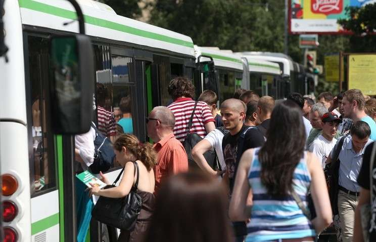 Генпрокуратура РФ организовала масштабную проверку перевозки граждан на автобусах