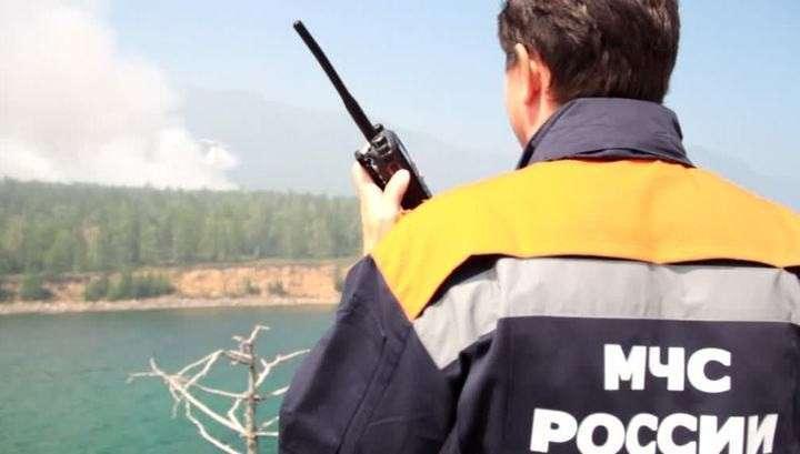 Побережье Байкала, Улан-Удэ и Читу накрыл дым от лесных пожаров