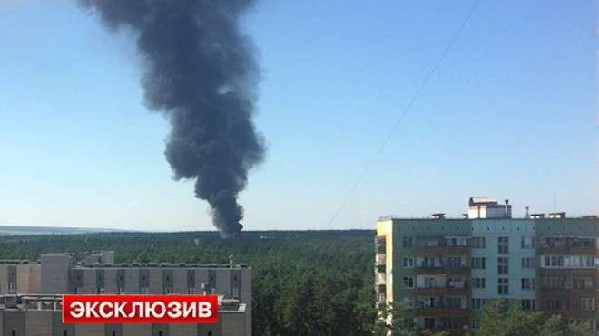 В здании Института физики высоких энергий в Протвине прогремел взрыв
