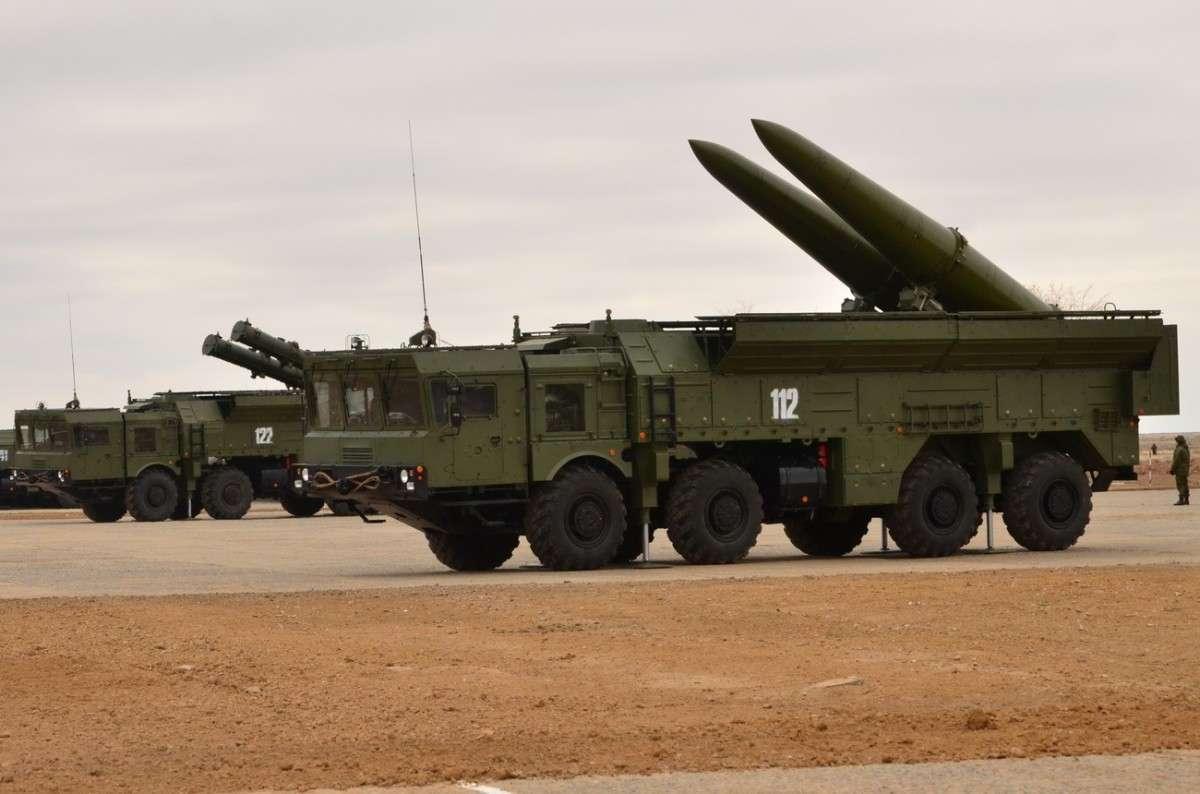 Ракетно-ядерный императив европейской войны