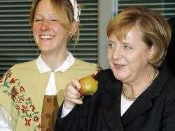 Германия драла с России в 4-дорога за яблоки, а теперь…