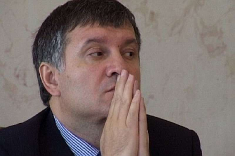 Пламенного революционера Арсена Авакова, похоже, проводили на другую работу