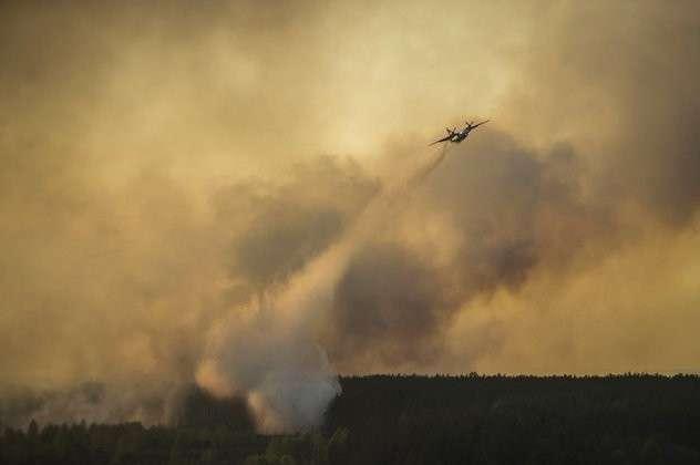 МЧС усилит борьбу с пожарами в Сибири