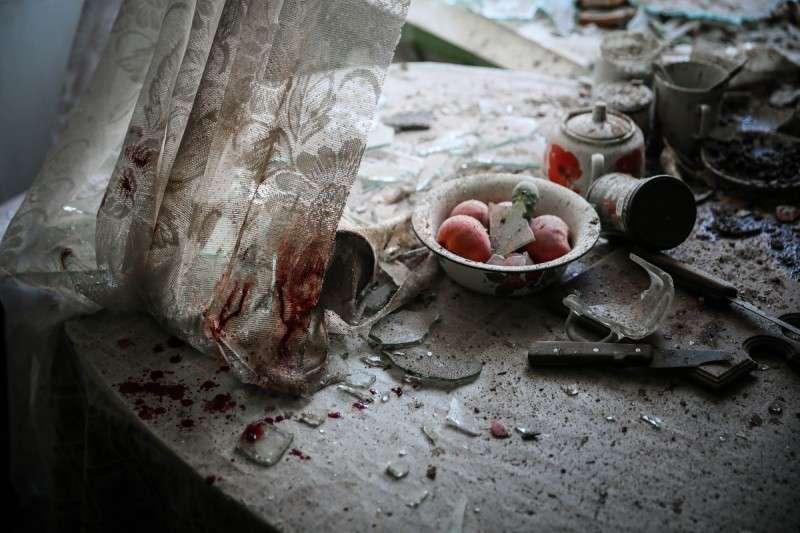 Фотография «Расстрелянный Донецк» признана лучшей на World Press Photo 2015