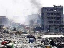 Очевидцы: в Китае взорвалась атомная бомба