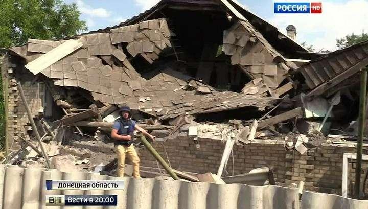 Удары исподтишка: Киев бьёт по спящим жителям Донбасса