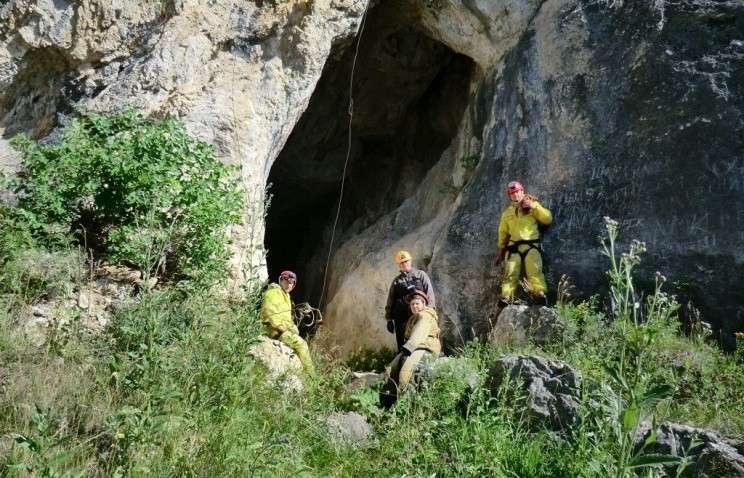 Пещера Страшная