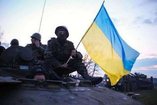 Места дислокации украинских террористов и наёмников