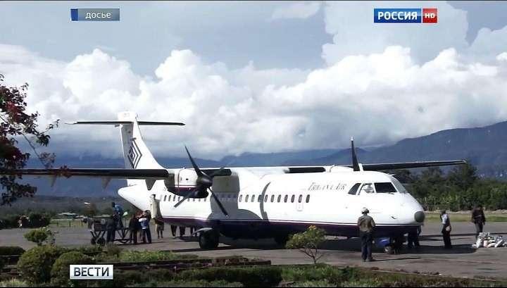 Спасатели обнаружили обломки пропавшего в Индонезии самолёта