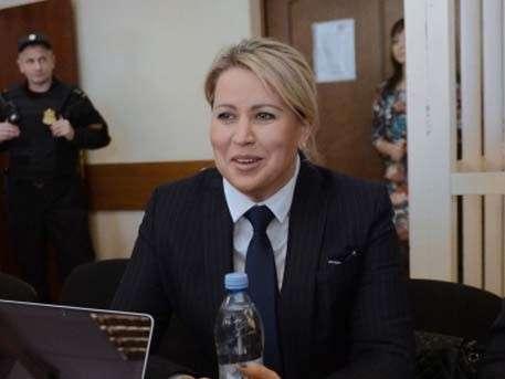 Евгения Васильева попросила освободить её досрочно