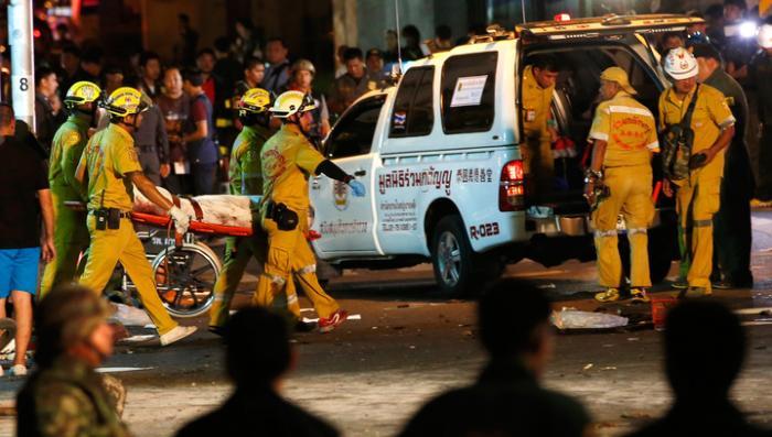 Самый кровавый теракт: бомбы в Бангкоке предназначались иностранным туристам