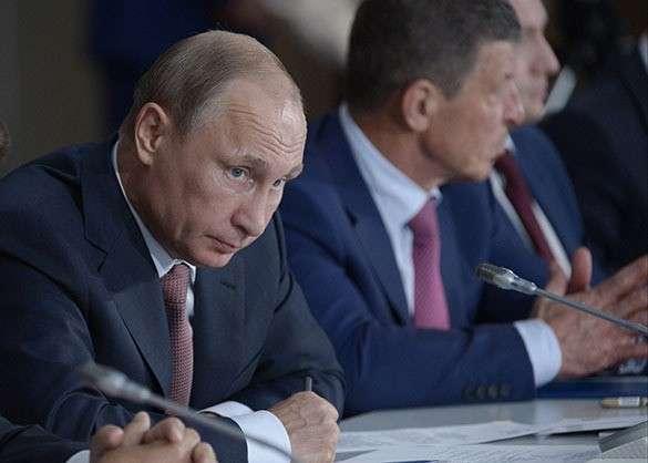 Владимир Путин, заседание Госсовета Крыма