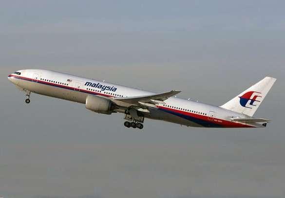 Boeng-777 сбили США