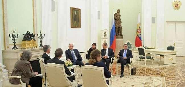 Заявление Путина - вопросы без ответов