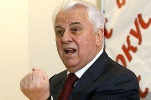 Лёня Кравчук Донбассу: мы вас научим Кобзаря любить